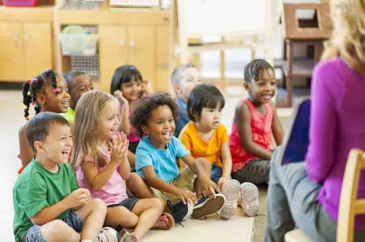 The Right Kindergarten Provides a Great Foundation for Your Child